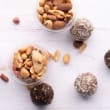 Mini healthy trail nut mix