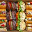 Enmore Substantial vegetarian breads (14 pcs)