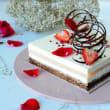 Rose & Lychee Cake (H)