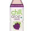 Chill Aloe Vera Grape Aloe (12x500ml)