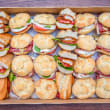 Choose your sandwiches (box of 24)