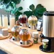 Tea and Coffee Station