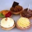 Mini Assorted tartlets (5 pcs)