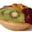 Medium Fruit Tart (4 pcs)