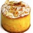 Orange & Almond Cake (4 pcs)