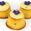 Mini passionfruit cake