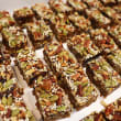 Fig & nut slice