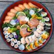 Salmon Platter (54 pcs)