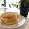 Sausage & egg muffin