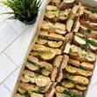 Assorted gourmet bagels