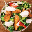 Smokey paprika chicken salad