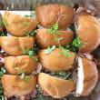Assorted breakfast buns