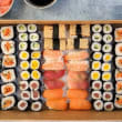 Sushi Box - Large (20 pax)  - 24 hrs notice
