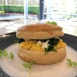 GF Assorted breakfast sandwiches - hot