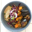 Vegan health bowl