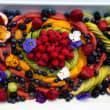 Individual fruit platter