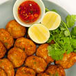 Thai fish cake (DF)