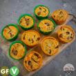 Savoury frittata muffins
