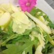 Classic rocket & parmesan salad