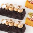 Organic vegan tea cakes
