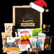 Christmas snack box