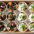 Healthy salad pail box (NF)