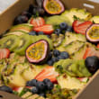 Seasonal fruit platter