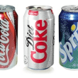 Softdrinks in cans (375ml)