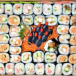 Mixed Sushi Platter (DF) (60 pcs)