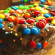 M & M Decked Cronuts