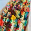 Rainbow Breakfast Bagel