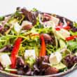 Greek salad (10-15 pax) (NF) (H)
