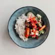 Broccoli Chilli Noodles & Tofu