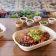 Sautéed Vegetable & Guacamole Burrito Bowl