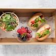 Banh mi lunch box