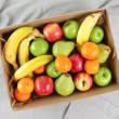 Whole fruit box
