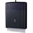 DSWRTB05 DISPENSER PLASTIC BLACK FOR ULTRASLIM / COMPACT TOWEL INDULGENCE