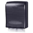 DSWRTB12 DISPENSER PLASTIC BLACK FOR SLIMFOLD TOWEL INDULGENCE