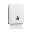 DSWRTD05 DISPENSER PLASTIC WHITE FOR ULTRASLIM / COMPACT TOWEL INDULGENCE