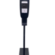 HSDS-1 HAND SANITISING STATION MOBILE TOUCHLESS HEIGHT ADJUSTABLE 120-170CM