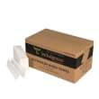 DSWRPT15 HAND TOWEL ULTRASLIM 240X230MM ESSENTIALS ECO-SAFE INDULGENCE (CT2400)