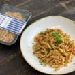 Prawns & zucchini pasta (NF) (DF)
