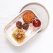 Italian finger food box