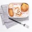 Croquette & slider finger food box