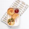 Vegetarian finger food box