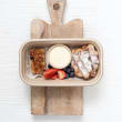 Waffle breakfast box (small)