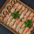Vietnamese rice paper rolls (10pax)