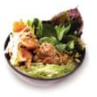 Lemongrass chicken noodle bowl