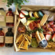 Premium graze & wine platter (4 pax)