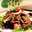 Thai beef salad (650ml)